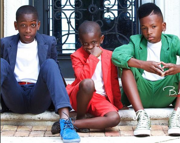 Dwyane Wades Sons Take After His Fashion Sense Sportsastoldbyagirl