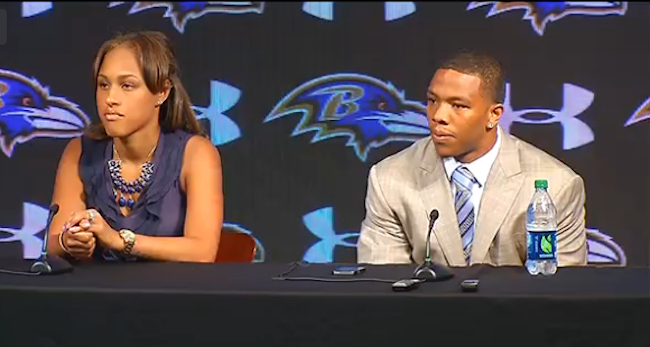 Ray rice wife face